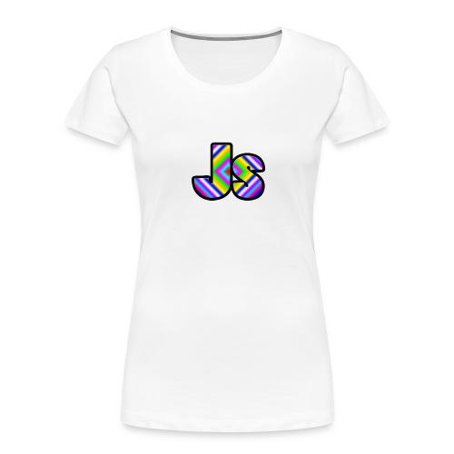 JsClanLogo2 - Women's Premium Organic T-Shirt