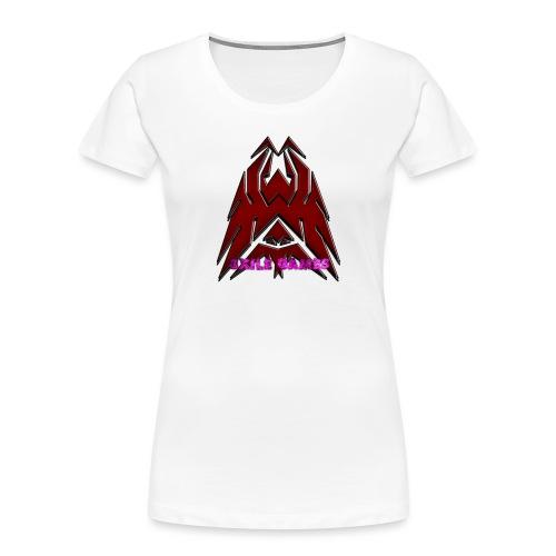 3XILE Games Logo - Women's Premium Organic T-Shirt