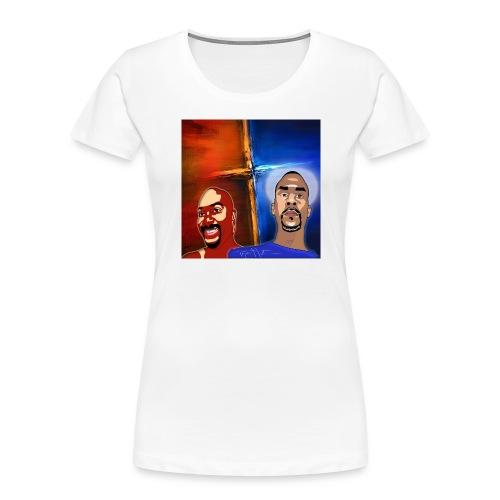 pretty tony galaxy 7 edge case - Women's Premium Organic T-Shirt