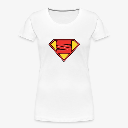super seat - Women's Premium Organic T-Shirt