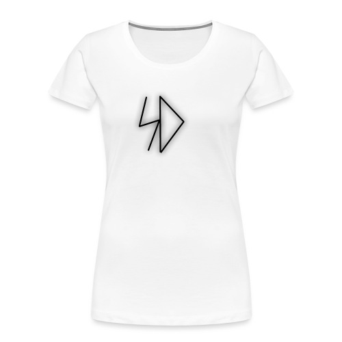 SID ORIGINAL LOGO - Women's Premium Organic T-Shirt