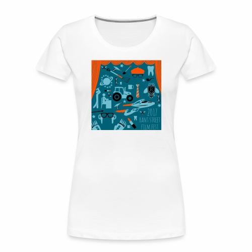 Rant Street Swag - Women's Premium Organic T-Shirt