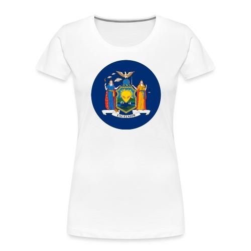 UFO New York - Women's Premium Organic T-Shirt