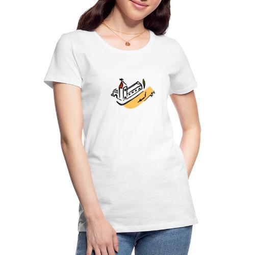 Provence at Dusk - Women's Premium Organic T-Shirt