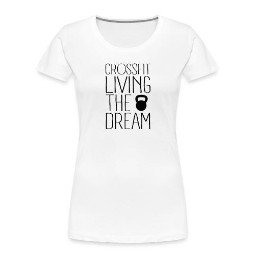 OG Shirt Style 2 - Women's Premium Organic T-Shirt