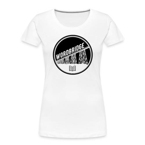 WordBridge Conference Logo - Women's Premium Organic T-Shirt