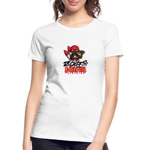 Reckless and Untouchable_1 - Women's Premium Organic T-Shirt