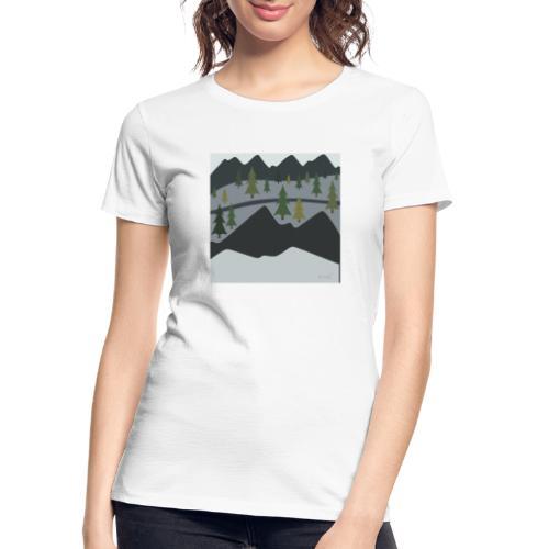 Scenic View - Women's Premium Organic T-Shirt