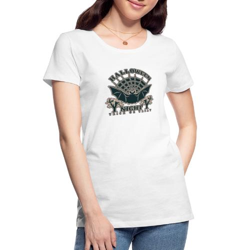 Halloween - Women's Premium Organic T-Shirt