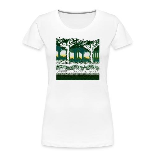 Forest - Women's Premium Organic T-Shirt
