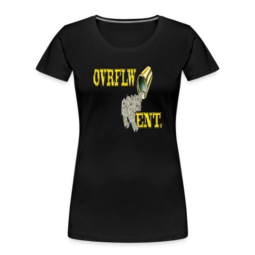 OVRFLW - Women's Premium Organic T-Shirt