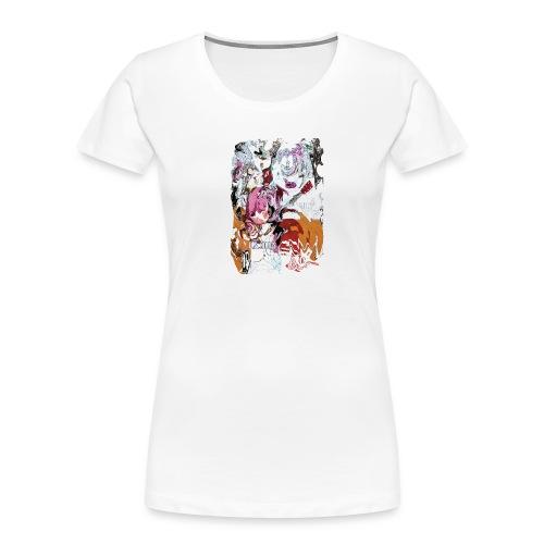 US PSYCH long - Women's Premium Organic T-Shirt