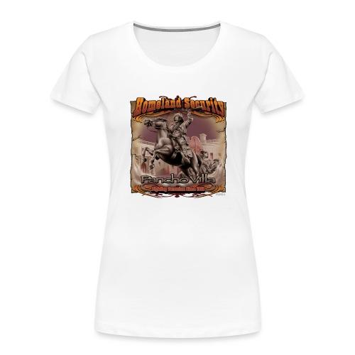 Homeland Security by RollinLow - Women's Premium Organic T-Shirt