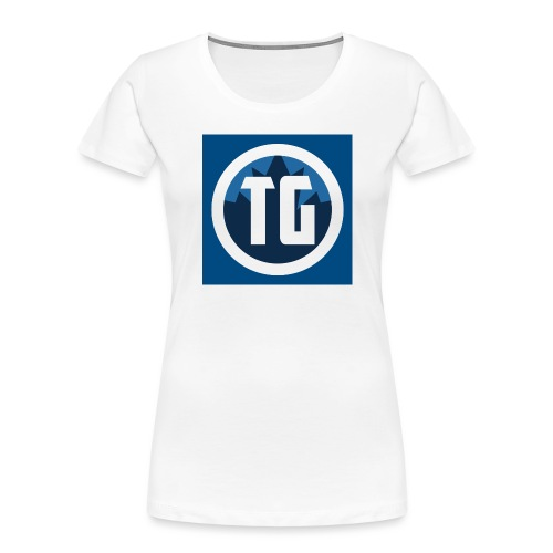 Typical gamer - Women's Premium Organic T-Shirt