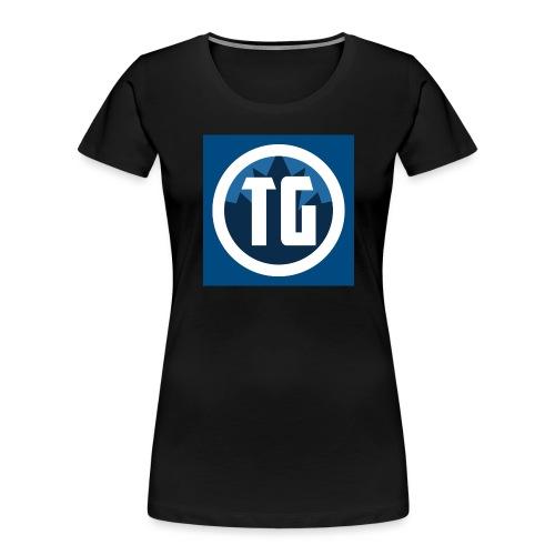 Typical gamer - Women's Premium Organic T-Shirt