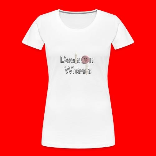 OxyGang: Deals On Wheels - Women's Premium Organic T-Shirt