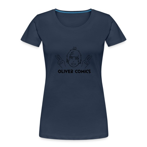 New LOGO - Women's Premium Organic T-Shirt