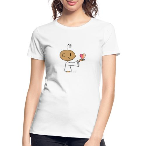 The little Yogi - Women's Premium Organic T-Shirt