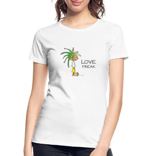 Love Freak - Women's Premium Organic T-Shirt