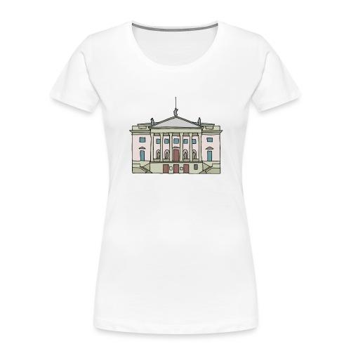 Berlin State Opera - Women's Premium Organic T-Shirt