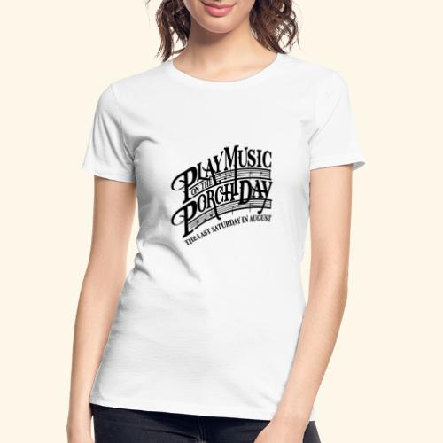 shirt3 FINAL - Women's Premium Organic T-Shirt