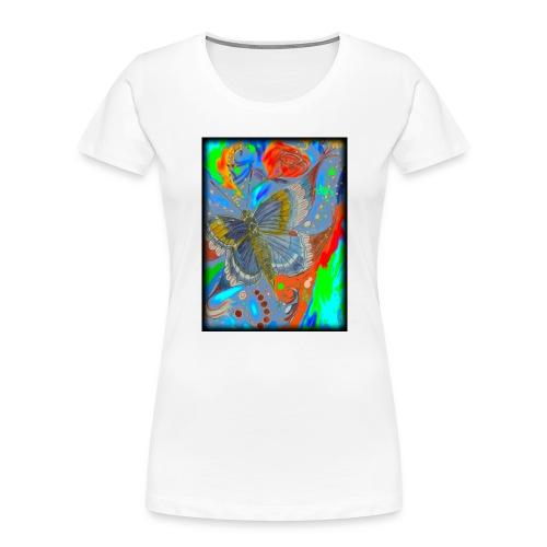 Butterfly - Women's Premium Organic T-Shirt