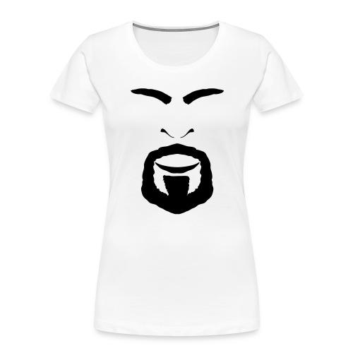 FACES_ANGRY - Women's Premium Organic T-Shirt
