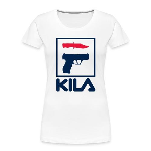 Kila - Women's Premium Organic T-Shirt