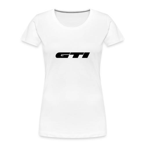 GTI - Women's Premium Organic T-Shirt