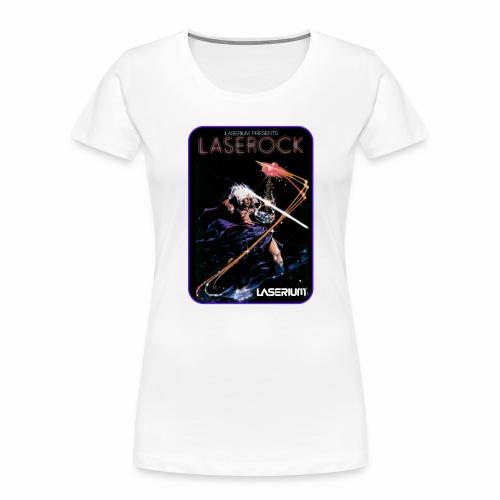 Laserium Design 002 - Women's Premium Organic T-Shirt