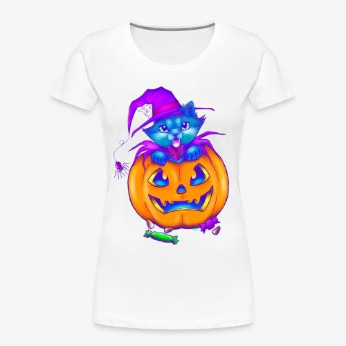 halloweenspecial - Women's Premium Organic T-Shirt