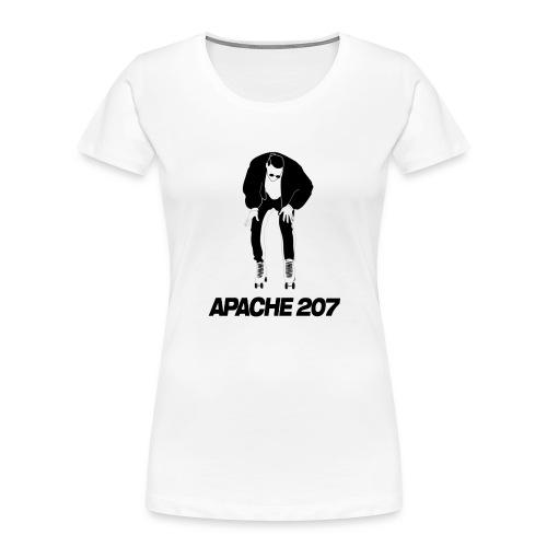 Apache 207 Rap - Women's Premium Organic T-Shirt