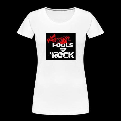 Fool design - Women's Premium Organic T-Shirt