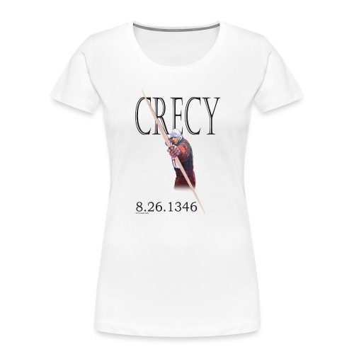 Crecy Standard Men's T - Women's Premium Organic T-Shirt