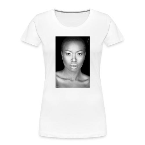 Brave : By Alüong Mangar - Women's Premium Organic T-Shirt