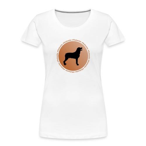 Rottweiler - Women's Premium Organic T-Shirt