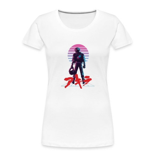 akira Kaneda - Women's Premium Organic T-Shirt