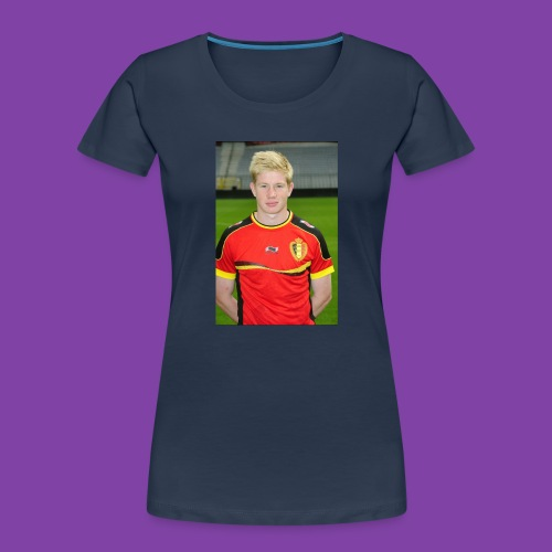 738e0d3ff1cb7c52dd7ce39d8d1b8d72_without_ozil - Women's Premium Organic T-Shirt