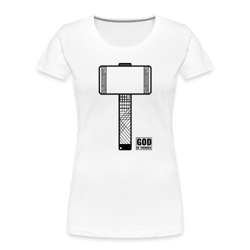 thor - Women's Premium Organic T-Shirt