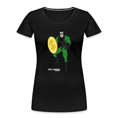 Superhero 4 - Women's Premium Organic T-Shirt
