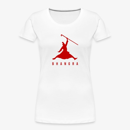 JORDAN BHANGRA - Women's Premium Organic T-Shirt