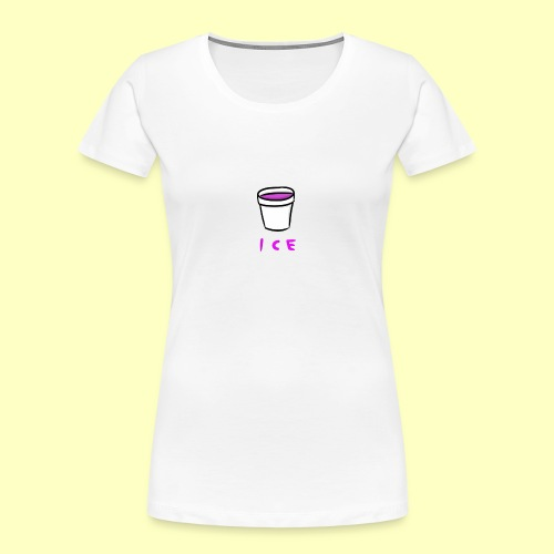 ICE - Women's Premium Organic T-Shirt