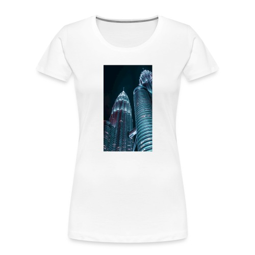 C0618608 28FC 4668 9646 D9AC4629B26C - Women's Premium Organic T-Shirt