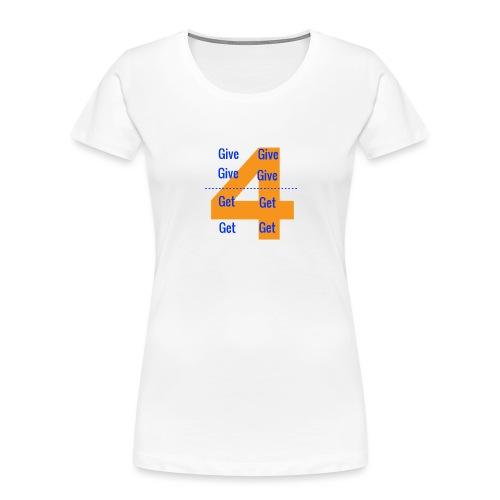 Forgive & Forget - Women's Premium Organic T-Shirt