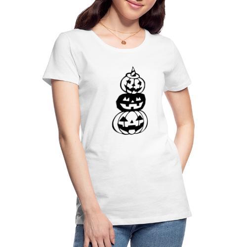 Pumpkins - Women's Premium Organic T-Shirt