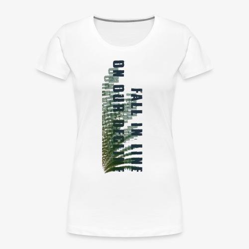 Decline - Women's Premium Organic T-Shirt