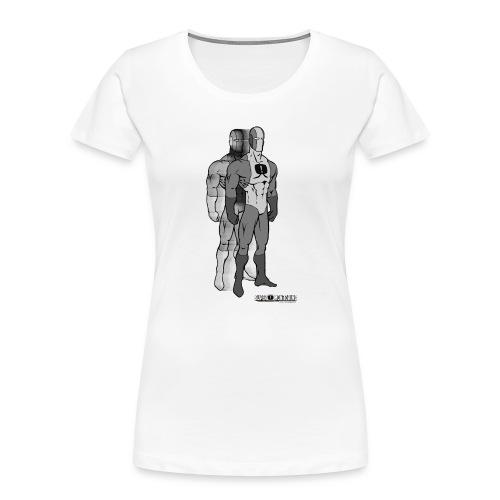 Superhero 9 - Women's Premium Organic T-Shirt