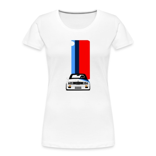 iPhone M3 case - Women's Premium Organic T-Shirt