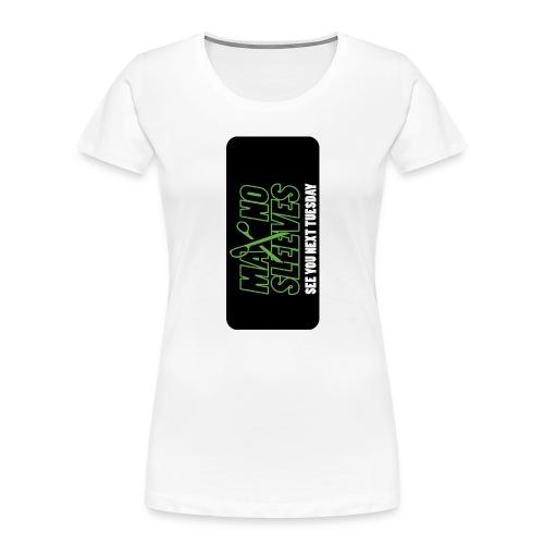 syntiphone5 - Women's Premium Organic T-Shirt