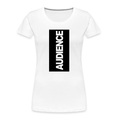 audenceblack5 - Women's Premium Organic T-Shirt